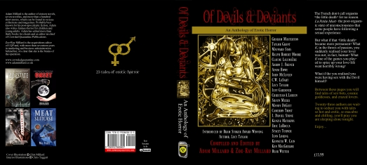 Of Devils & Deviants -HB Cover