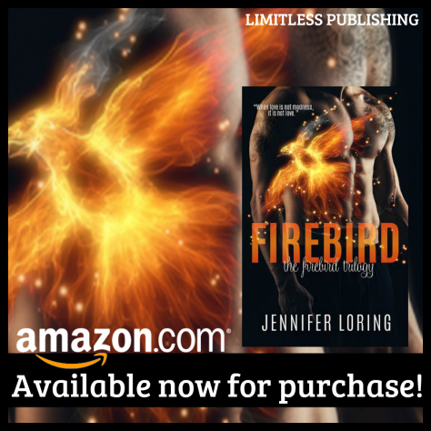 Firebird AVAILABLE NOW