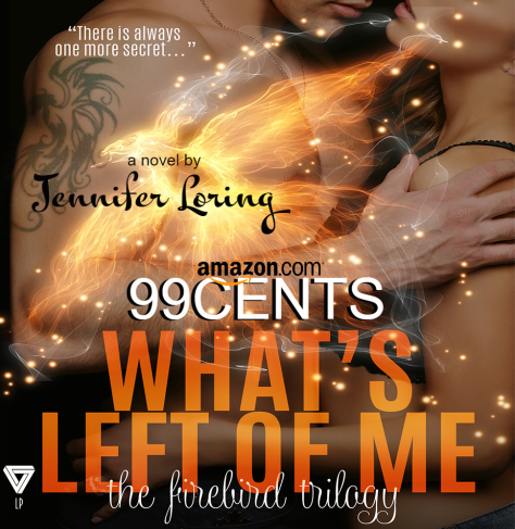 Whats Left Of Me 99c sale